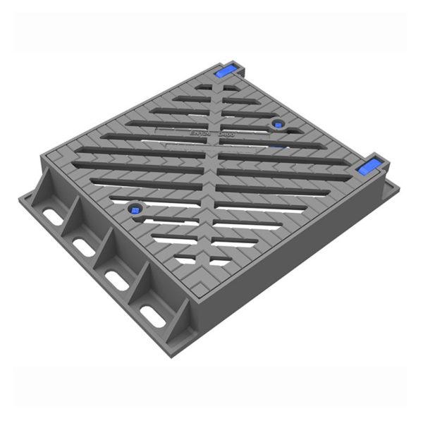 Nodular Cast Iron Rainwater Gratings